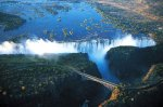 Кейптаун - Сан Сити - водопад Виктория